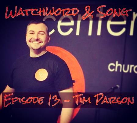 13 - Tim Parson